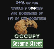 Occupy Sesame Street by marinasinger