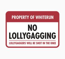 Whiterun Municipal Ordinance (Sticker) by Eozen