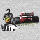 'Long Live Senna' by mk1tiger