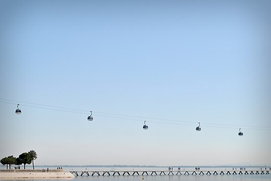 Cable Cars by Fentanilo