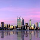 Perth Skyline 2012 by Kirk  Hille