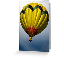 Up, Up and Away! Greeting Card