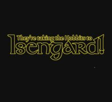 They're Taking the Hobbits to Isengard! by Marmadas