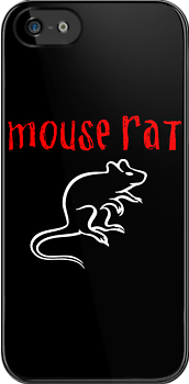 Parks and Recreation - Mouse Rat by CalumCJL