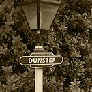 Lamp in Dunster by kalaryder