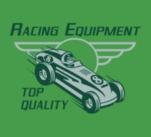 Racing Equipment by aBrandwNoName