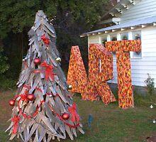 Art for Christmas by Michael McCasland