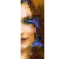 Shattered Self Image Photographic Print
