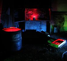 18.12.2011: Nightshift (at the Abandoned Farm) by Petri Volanen