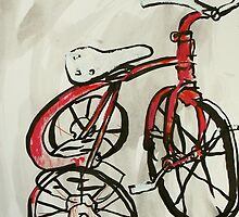 tricycle by donnamalone