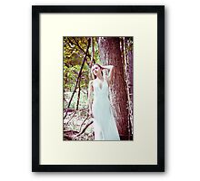Tina-Woods-2 Framed Print