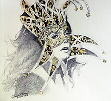 Venice Carnival  by HitomiOsanai