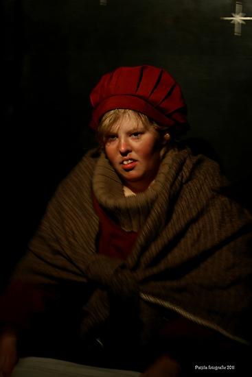 Victorian Scullery Maid by patjila