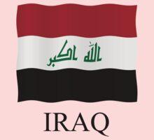 Iraq flag by stuwdamdorp