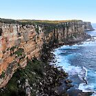 north head manly - famous rocks by miroslava