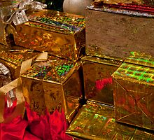 Christmas Packages by phil decocco