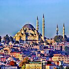 Instanbul by Tom Prendergast