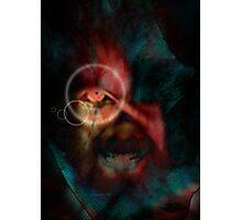 The Devil Photographic Print