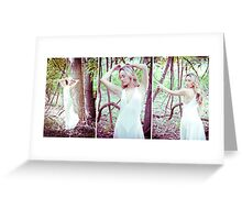 Tina-Woods-Trio Greeting Card