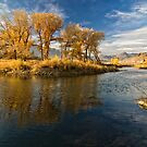 Truckee River II by Kurt Golgart