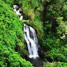 Umaumau falls by PJS15204
