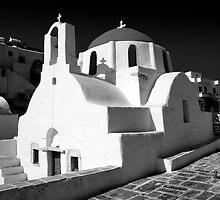 Greek Orthodox Churches of the Greek Cyclades Islands by Paul Williams