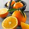 Selective Colour Food Photos of Oranges by Paul Williams