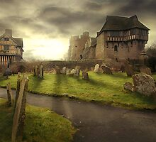 Stokesay castle .......... by Richie Dean