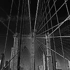 Brooklyn Bridge by JMChown
