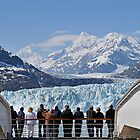 Margerie Glacier by Mark  Allen