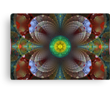 SCC - Rounded Canvas Print