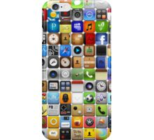 iPhone Cover  Many Icons iPhone Case/Skin