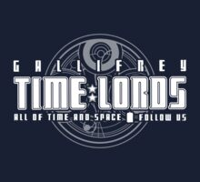 Gallifrey Time Lords by trekvix