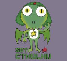 Sergeant Cthulhu (English version) Kids Clothes