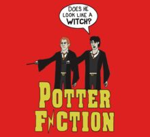 Potter Fiction by GhostGlide