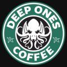 Deep Ones Coffee by thecreep