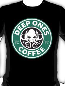 Deep Ones Coffee T-Shirt