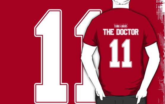 Team Smith (The Doctor Team Jersey #11) by trekvix