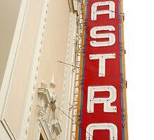 Castro sign by Rob Chiarolli