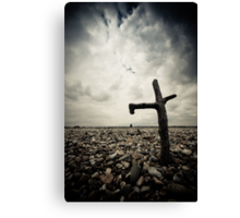 If Thou Wert Dead Canvas Print
