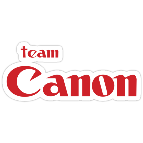 Team Canon Original by Andrew McNulty