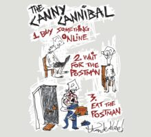 the Canny Cannibal by thunderbloke