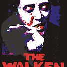 Christopher Walken Dead by BUB THE ZOMBIE