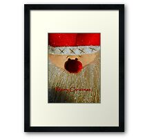 Merry Christmas ~ Part Two Framed Print