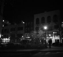 Night - East Village - New York City by Vivienne Gucwa