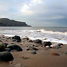 North Shore, Llandudno by RH-prints