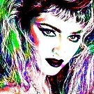 "Madonna ""Rainbow Bright"" by OTIS PORRITT"