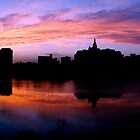 Saskatoon Sunset by jphphotography