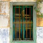 Window with Bars © by Ethna Gillespie