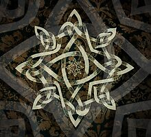 Celtic Knotwork - 208 by jphphotography
